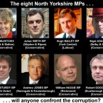 """Forgery: Jane Kenyon and the 8 North Yorkshire MPs"""