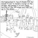 """""""John Freeman – Olympian"""" – CodHead 029"""