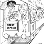 """The Gravy Train Express"" – CodHead 035"