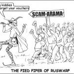 """""""Pied Piper Of Ruswarp"""" – CodHead 053"""