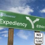Ethics versus Expediency @ NYCC