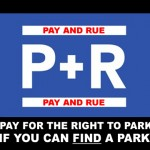 Park-&-Ride – now in its 16th glorious year!
