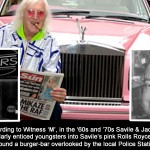 SAVILE/JACONELLI: Yewtree/Hibiscus Scarborough Paedophile-Ring Time-Line