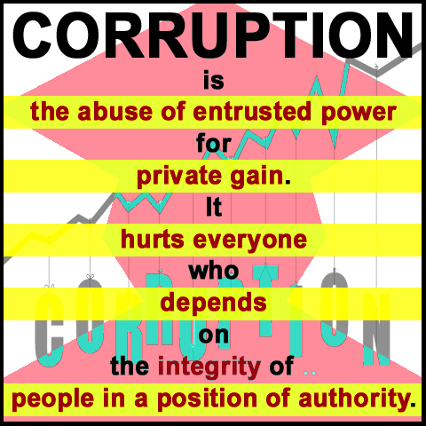 corruption_definition