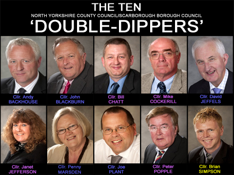 double-dippers