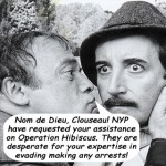 """""""Clouseau To The Rescue"""" – Photoon 010"""
