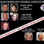 Secret Scarborough Council Officer Pay Rise?