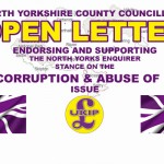 UKIP Backs ANTI-CORRUPTION and ABUSE-OF-POWER CAMPAIGN