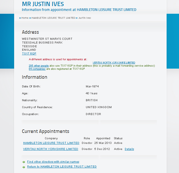 JUSTIN_IVES_Directorships