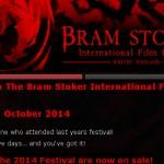 Whitby Welcomes The Bram Stoker International Film Festival