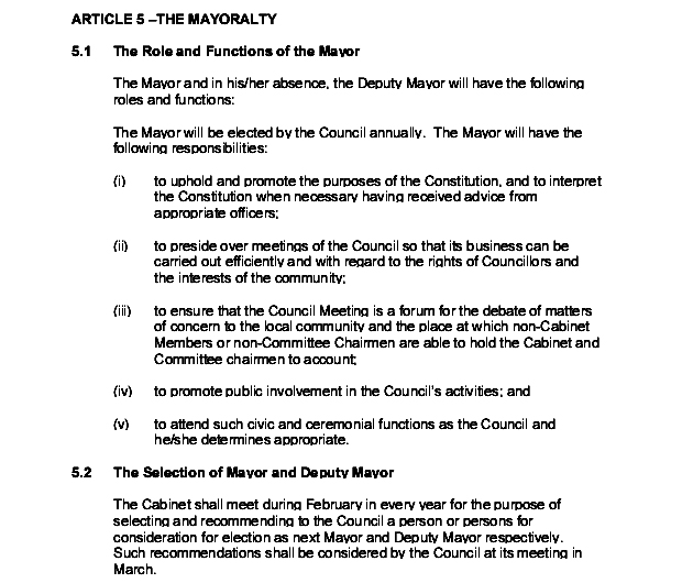 Constitution_Mayoralty