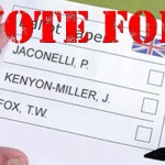 Vote For The Jaconelli/Kenyon/Fox Ticket