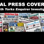 Harassment Allegations: Local Press Coverage
