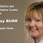 Cllr Lindsay BURR – Another 'Get-Out-Of-Jail-Free-Card'?
