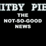 Whitby Piers: Not-So-Good News