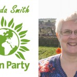 "AMANDA SMITH [Green Party]: ""The Dawn Of Change"""
