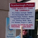Scarborough Anti-Corruption Campaigner Renews Vigil