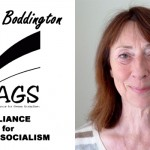 "JULIET BODDINGTON [AGS]: ""Fairness & Justice For All"""