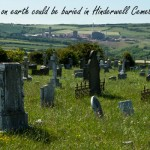 What Could Be Buried In Hinderwell Cemetery?