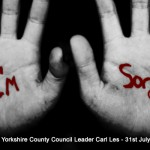 "JACONELLI: NYCC Leader Cllr. Carl Les Says ""Sorry"""