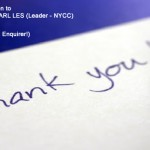 """Thank You, Carl Les – Thank You, NY Enquirer"""