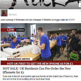 Anti-Capitalist iPhones!