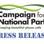 Campaign for National Parks – Press Release
