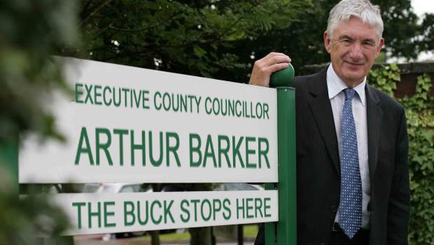 ARTHUR BARKER