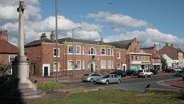 Northallerton_Police_Station