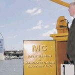 COCKERILL's West Pier Davits: The Facts