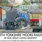 North Yorkshire Moors Railway Fights Back