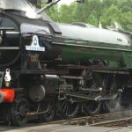 TORNADO comes to North Yorkshire Moors Railway