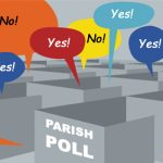 Whitby Parish Poll Aborted