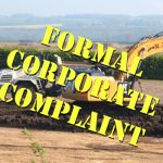 ERYC: Another Formal Complaint re Suspect Planning