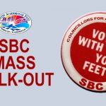 SBC: Opposition Walk-Out re CEO Autocracy