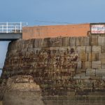 Whitby Piers: Insult to Injury