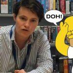 Doh-BID! U-Turner has the Tories desperately spinning