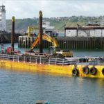 Scarborough Borough Dredger Hits Harbour Paydirt