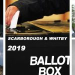 Scarborough & Whitby Election Candidates