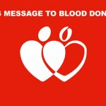 NHS Message to Blood Donors