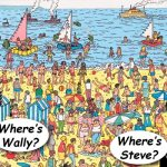 """Where's Wally?"""