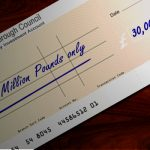 The £30million Blank Cheque