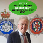 2021 PFCC Election Special 5: Keith Tordoff MBE [Ind.]