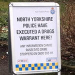 Community News: Drugs Raid in Scarborough