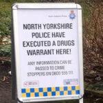 Community News: Drugs Raid in Scarborough