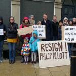 Should Commissioner Allott be Sacked?