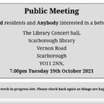 The Tuesday Argos Public Meeting